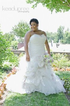 Plus Size wedding gowns located at Giggi's Bridal and Mr. G's Tuxedos Hudson MA, Plus size mother dresses, Plus Size Bridesmaids dresses, Plus Size Wedding Gowns, Bridesmaid Dresses Plus Size, Wedding Bride, Wedding Ideas, Bling Wedding, Wedding Blog, Dream Wedding, Plus Size Brides, African American Weddings