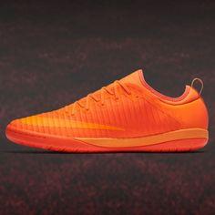 save off c65c6 c534e Nike Mercurial X Finale II IC Herren Hallenschuh orange   hallenfußballschuhe  nike