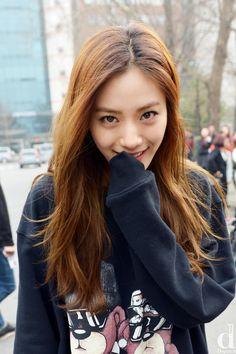 Im Jin ah aka Nana Asian Girl, Asian Woman, Korean Girl, Korean Idols, Korean Beauty, Asian Beauty, Nana Afterschool, Im Jin Ah Nana, Hair