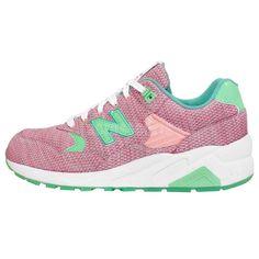 68a87a6d05e9 New Balance WRT580SA B Sorbet Pack Purple Green Womens Sneakers Running Shoes  New Balance Women