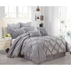 Fashion Street Athena 8-piece Comforter Set | Overstock.com Shopping - The Best Deals on Comforter Sets