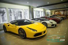Showroom siêu xe hoành tráng mở ra tại Hà Nội