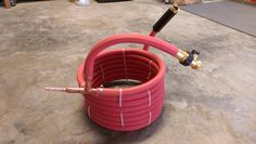 DIY Counterflow Wort Chiller Build - Home Brew Forums