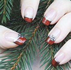 Special French Tip Nail Designs 2015