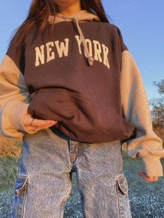 Indie Outfits, Teen Fashion Outfits, Retro Outfits, Cute Vintage Outfits, Cheap Outfits, Swaggy Outfits, Cute Casual Outfits, Hoodie Outfit Casual, Baggy Clothes