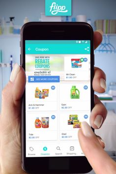 Say goodbye to your paper ads! Flipp delivers digital ads from more than 1000 retailers so you can find the best deals in your area every week. Flipp has coupons from the top brands and retailers that will help you save 20% to 70% on a wide variety of products. Discover Flipp today.