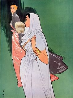 Hprints.com is a French inventory of vintage adverts, fashion drawings and photographs.