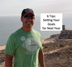 6 Tips for Setting Goals for the New Year