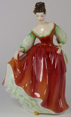 ROYAL DOULTON PORCELAIN FIGURE FAIR LADY