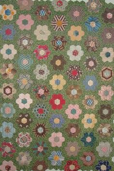 A Gallery of Antique Quilts, Part 3 | Fiber Fantasies