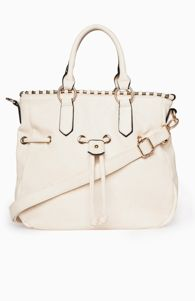 Large Structured Handbag
