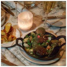 Délicieux pétoncles sauvages restaurant Graanmarkt13 - Anvers #Antwerpen #Restaurant