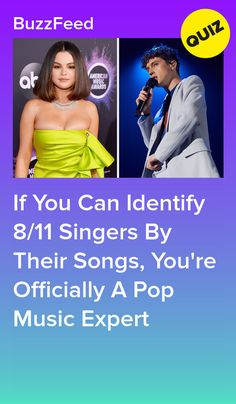 If You Can Identify Singers By Their Songs, You're Officially A Pop Music Expert Buzzfeed Personality Quiz, Personality Quizzes, True Colors Personality, Quizzes Funny, Random Quizzes, Girl Quizzes, Funny Jokes, One Direction Quiz, Taylor Swift Songs