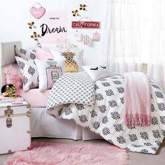 Madison Medallion Comforter And Sham Set #u201dteenagegirlroomu201d