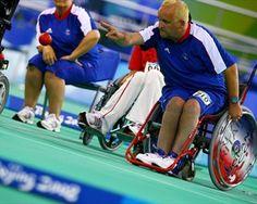 Boccia competition - Paralympics London 2012
