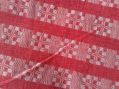 Vintage Bettwäsche - URalte Bauernwäsche*Bezug*,Leinen,Shabby - ein Designerstück von alte-Kostbarkeiten bei DaWanda