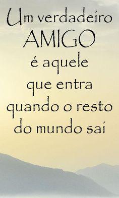 Frases de amizade em português: captura de tela