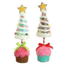 Set of Two Candy Trees by Raz Imports