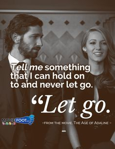 age of adaline quotes - Google Search
