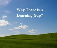 Learning Gaps-Education Today