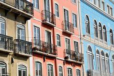 Lisbon // Rio de Janeiro, San Francisco & England have all added to Lisbon