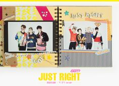 GOT7 the 3rd mini album <Just right> Pre Teaser Image #4
