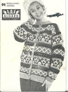Cardigan Kofte – Norwegian Knit