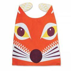 Big bavoir - bavoir géant enfant -Fox