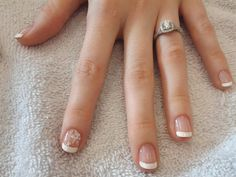 How to french polish nails
