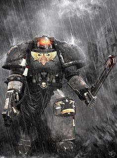 Warhammer 40000,warhammer40000, warhammer40k, warhammer 40k, ваха, сорокотысячник,фэндомы,space marines,Black Templars,Чёрные Храмовники,art,арт,красивые картинки,Space Marine,Adeptus Astartes,Imperium,Империум