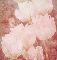 The Value of a Moment - Vintage Art by Jordan Blackstone. Fine art prints and posters for sale. #vintageart #florals #jordanblackstone