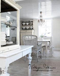Vintage interiors...