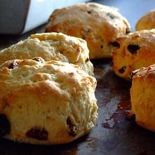 Zelf scones bakken