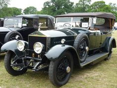 1924 Open Tourer by Windovers (chassis 72EM)