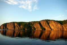 Bon Echo Provincial Park (I've been here! One of our favourite places to camp! Ontario Provincial Parks, Oh The Places You'll Go, Places To Visit, Canadian Wildlife, Ontario Travel, Go Outdoors, Echo Park, Glamping, Summer Fun