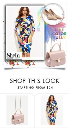 """SheIn 7"" by melisa-hasic ❤ liked on Polyvore"