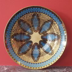 Picture of Style 660: Turkish decorative charger.