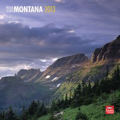 """Wild & Scenic Montana Wall Calendar: Known as """"Big Sky Country,"""" Montana is home to immense natural beauty. Soaring mountains, eerie ghost towns, and stunning Glacier National Park all contribute to the Treasure State's remarkable scenery.  $14.99  http://calendars.com/Montana/Wild-and-Scenic-Montana-2013-Wall-Calendar/prod201300004842/?categoryId=cat00875=cat00875#"""