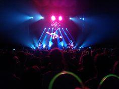 DeadMau5 concert