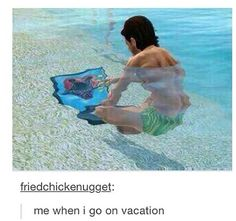i wish, im not allowed togo on the internet while on vacation xD