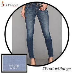 Bhaskar Denim is cotton fabrics manufacturers, create oxford denim fabrics with comfort & style and offer the authentic look.   #denim #fabric #cottonfabric #Denimfabric