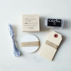 Perfect for the holidays! Custom Jar Label Kit on Provisions by Food52