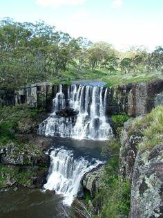 Ebor Falls, New South Wales, Australia #australia #waterfalls