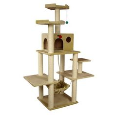 Just ordered one tonight! The cats will love it.>>>Monkey's dream cat tree...