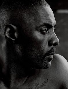 La dernière séance photo d'Idris Elba égaiera votre journée