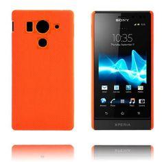 Supra (Oransje) Sony Xperia Acro S Deksel Acro, Sony Xperia
