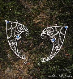 Hey, I found this really awesome Etsy listing at https://www.etsy.com/listing/169277623/vaire-the-weaver-elf-ears-lotr-elf-ears
