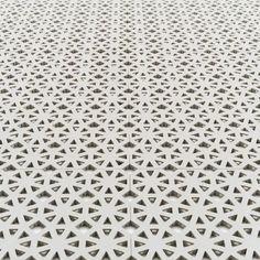 Stencil Concrete, Cement, Decorative Concrete Blocks, Concrete Block Walls, Decorative Metal, Concrete Patio, Breeze Block Wall, Polypropylene Plastic, Outdoor Flooring