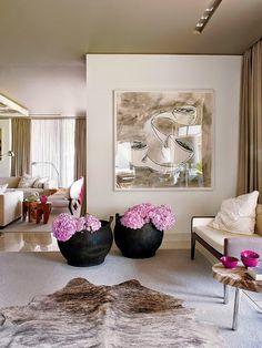 decoração cor de rosa, blog achados de decoração