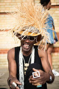 L'édition anglaise du festival Afropunk a mis la Fashion Week à l'amende - Noisey
